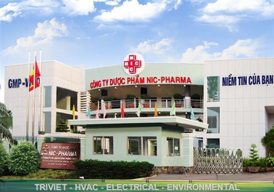 Nhà Máy Dược phẩm Nic-Pharma (GMP-WHO)  Nha May Duoc pham Nic-Pharma (GMP-WHO)