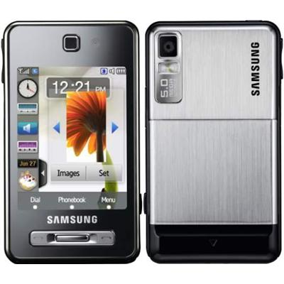 Samsung F480 Silver ch&iacute;nh hng
