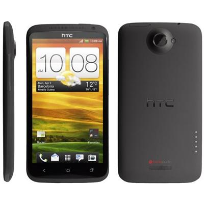 HTC One X (HTC Endeavor/ HTC Supreme/ HTC Edge) Black