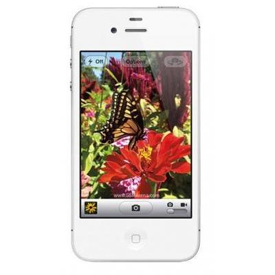 Apple iPhone 4S 16GB White( QT)
