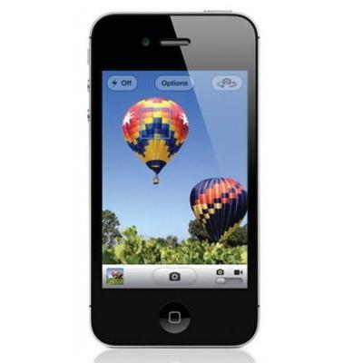 Apple iPhone 4S 32GB Black (QT)