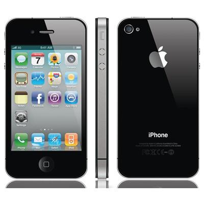 Apple Iphone 4 Black (16Gb)
