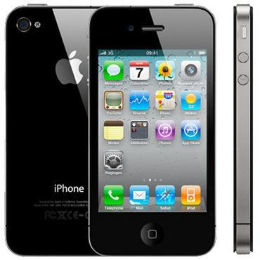 Apple Iphone 4S Black (16Gb)
