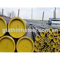 Thép ống phi 168x7.11mm,219x 8.18mm