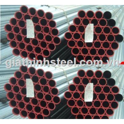 Thép ống kẽm phi 102mm, 127mm, 114mm, 140mm, 159mm, 168mm, 219mm, 273mm, 323mm, 406mm