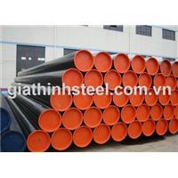 Thép ống, thép ống đúc TC ASTM A106/A53-GradeB Φ168x7.11mm,Φ219x8.2mm