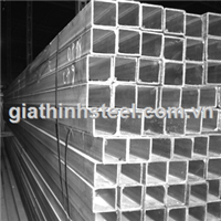 Thép hộp mạ kẽm , hộp chữ nhật mạ kẽm 30x60,40x80,50x100,60x120,75x150,70x140,100x200,200x300,200x400 dày 2mm,3mm,5mm,6mm,7mm,8mm,8mm,9mm,10mm,12mm