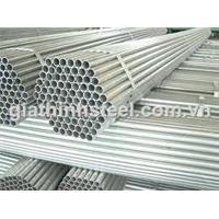 Thép ống mạ kẽm phi 114, phi 141, phi 168, phi 219, phi 273 tiêu chuẩn A53,ASTM A106
