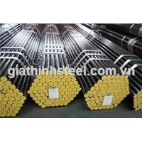 Thép ống đúc tiêu chuẩn ASTM A106/ A53/ API5L phi 21mm, 27mm, 34mm, 42mm, 49mm, 60mm, 76mm, 90mm, 102mm, 127mm, 114mm, 140mm