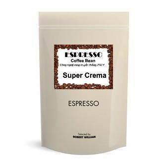Cà Phê Hạt ESPRESSO - Super Crema