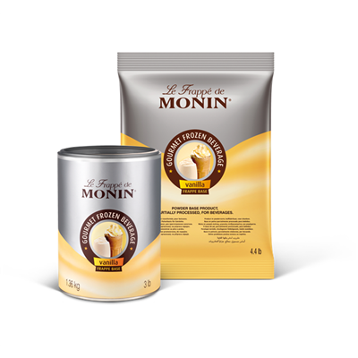 Bột Frappe MONIN - Vanila Powder