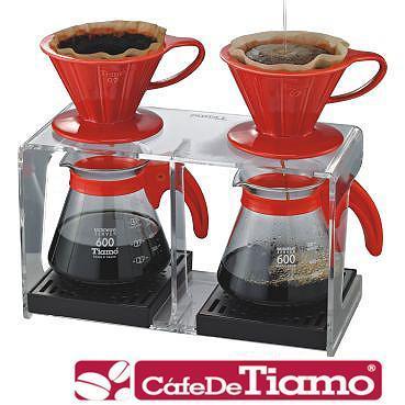 Kệ Pha Cà Phê Brew- Cafe De Tiamo