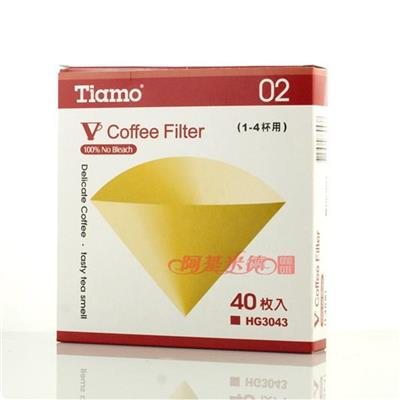 Coffee Filter Paper TIAMO