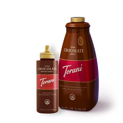 Torani sauce CHOCOLATE - 2 kg