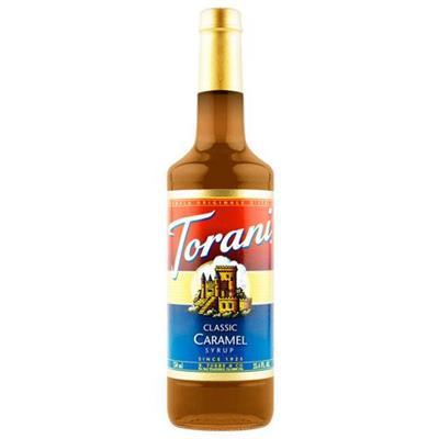 Siro TORANI Caramel 70 cl