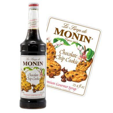 Monin Syrup Cookies