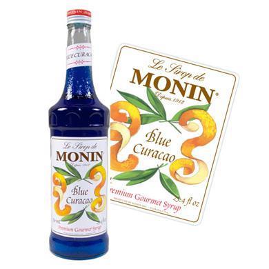 MONIN syrup - BLUE CURACAO