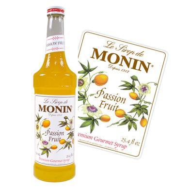 MONIN SYRUP PASSION 70 CL