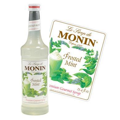 MONIN Syrup Froted mint 70 cl