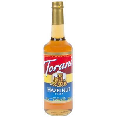 TORANI syrup Hazenut 70 cl