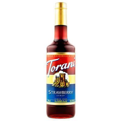 TORANI syrup Dâu 70 cl
