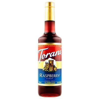 TORANI syrup Rasberry 70 cl