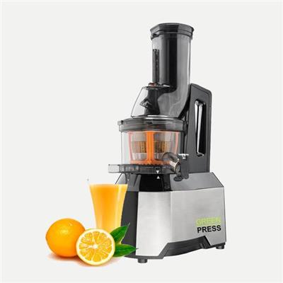 GREEN PRESS SLOW JUICER
