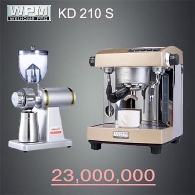 Combo WELHOME - KD 210 S