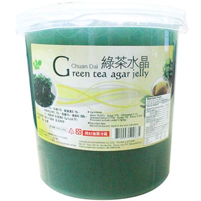 Thạch JELLY trà xanh- 2kg