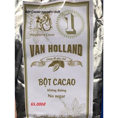 CACAO Bột Nguyên Chất - GÓI 250 gr