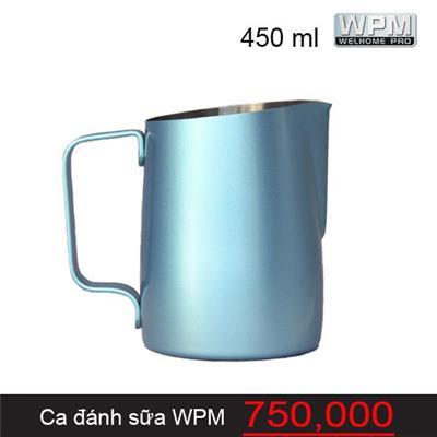 Ca đánh sữa WELHOME 450 ml
