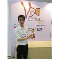 Kết Quả Cuộc Thi LATTE ART Viet Nam 2013
