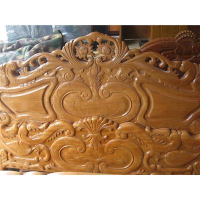 Giường gỗ tự nhiên VN-G3  Giuong go tu nhien VN-G3