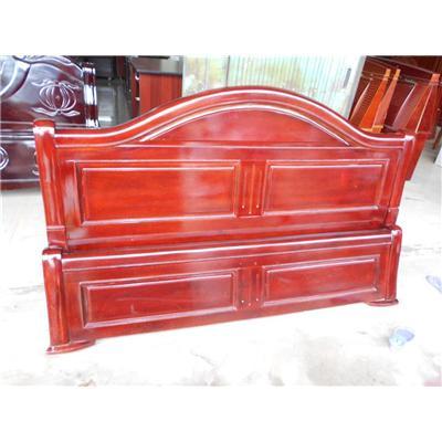 Giường gỗ tự nhiên VN-G101  Giuong go tu nhien VN-G101
