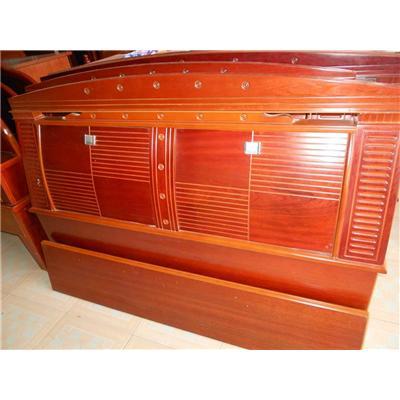 Giường gỗ tự nhiên VN-G106