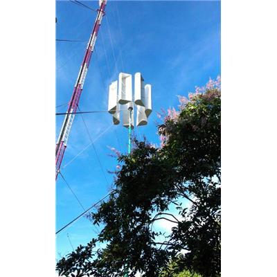 Phát điện gió kiểu đứng dùng cho hộ gia đình