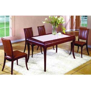 Bộ bàn Ăn gỗ tự nhiên VENA