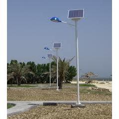 Đèn đường sử dụng năng lượng mặt trời