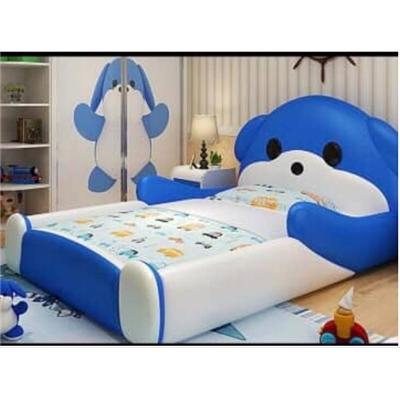 Giường trẻ em hình gấu