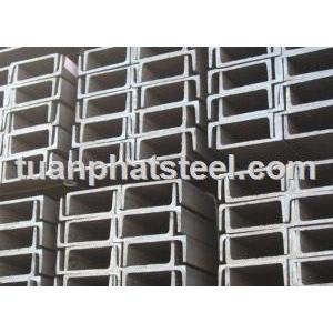 Thep hinh - Thép hình chữ U - HOT ROLLED STEEL CHANNEL  Thep hinh - Thep hinh chu U - HOT ROLLED STEEL CHANNEL