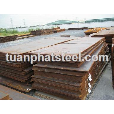 Thép Tấm ASTM A515, A516, Gr.50 / 60/ 65 / 70..( Plate Steel) / SS520 / SS490 / A529 / A588 / A808 / A709../