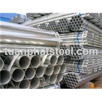 Thép ống hàn mạ kẽm - Thép ống đúc mạ kẽm - Thép ống nhập khẩu...