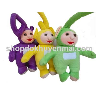 Bp b Teletubbies Abbott bng bng - Ch cn mu vng
