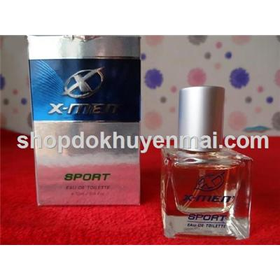 Nc hoa X - Men Active 12ml - Date 2016