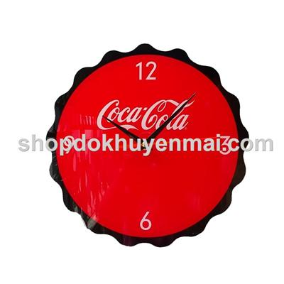 ng h treo tng Coca Cola - Tng pin