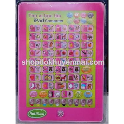 Ipad Nuti 2 ngn ng cho b hc m chi rt th v - Tng pin