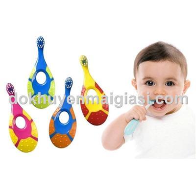Bàn chải đánh răng cao cấp cho bé 0 - 2 tuổi (Jordan step 1)