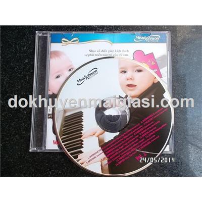 Đĩa CD nhạc giao hưởng Enfa giúp bé phát triển trí não
