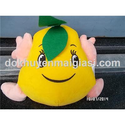 Trái cây Abbott nhồi bông - Lê vàng