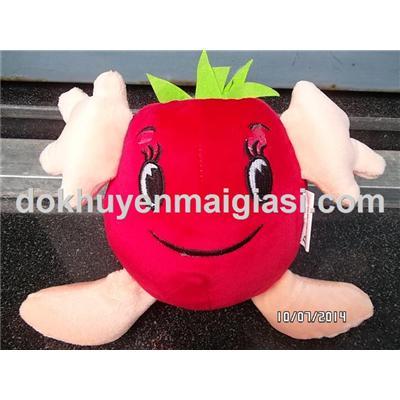 Trái cây Abbott nhồi bông - Cà chua đỏ